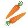 にんじん:栄養成分を紹介