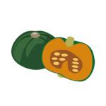 かぼちゃに含まれる栄養